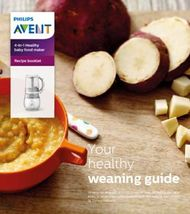 Weaning guide - Your healthy