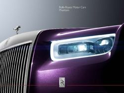 Rolls-Royce Motor Cars Phantom 2017