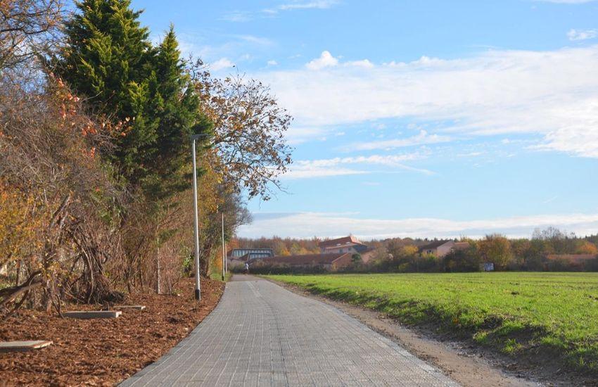 Solar Radweg