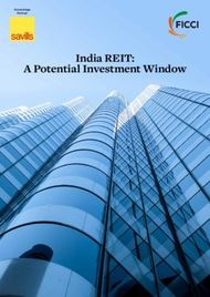 India REIT: A Potential Investment Window