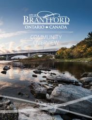 COMMUNITY OVERVIEW - Advantage Brantford