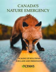 CANADA'S NATURE EMERGENCY