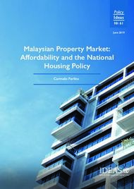 Malaysian Property Market: Affordability and the National Housing Policy