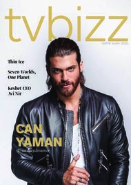 CAN YAMAN - Thin Ice Seven Worlds, One Planet Keshet CEO Avi Nir - TVBIZZ ...