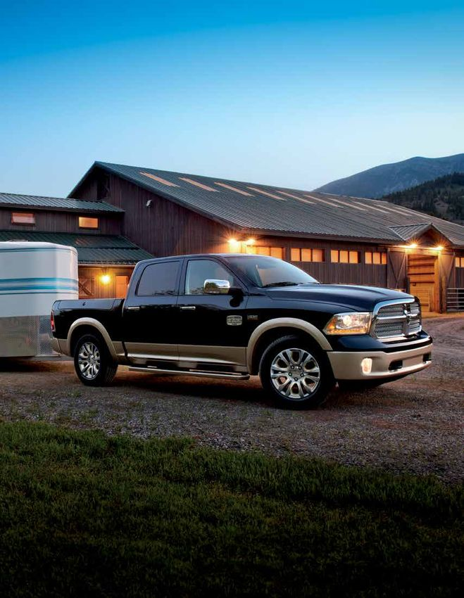 dodge ram 1500 brochure 2016. Black Bedroom Furniture Sets. Home Design Ideas