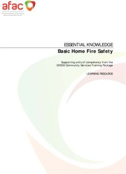 Basic home fire safety essential knowledge supporting units of competency from the chc08 community services training package learning resource