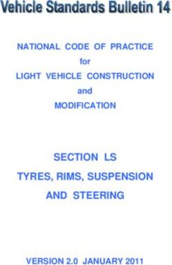 SECTION LS TYRES, RIMS, SUSPENSION AND STEERING