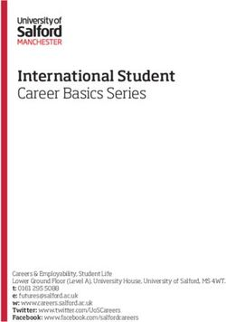 International Student Career Basics Series