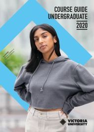 VICTORIA UNIVERSITY - COURSE GUIDE UNDERGRADUATE 2020