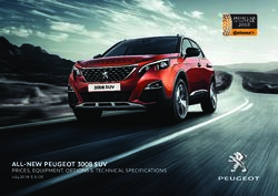 All-new peugeot 3008 suv - Peugeot.ie