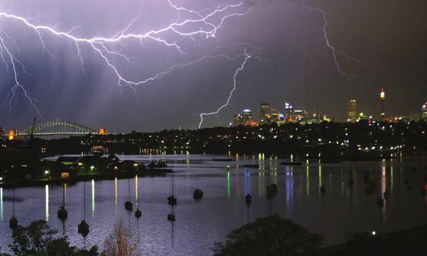 Thunderstorms And Tornadoes tornadoes, lightning. nature's most violent storms.