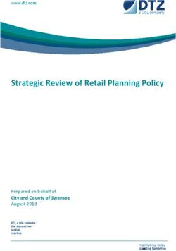 Strategic Review of Retail Planning Policy
