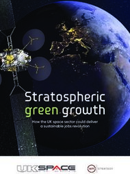 Stratospheric green growth