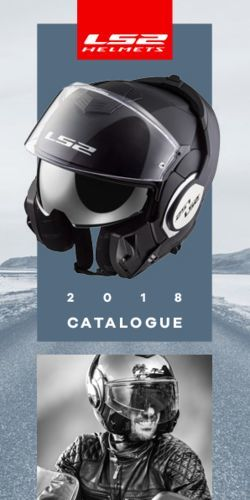LSR HELMETS 2018 CATALOGUE