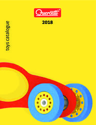 Quercetti Toys Catalogue 2018