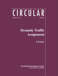 Dynamic Traffic Assignment