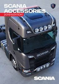 SCANIA ACCESSORIES - 2019 EDITION