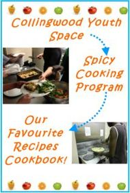Collingwood Youth Space Spicy Cooking Program