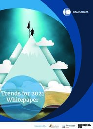 Trends for 2021 Whitepaper - Sponsored by - CAMRADATA