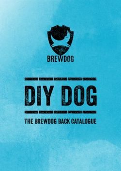 Brewdog DIY. Brewing for Punks. Martin and James. The Brewdog Back Catalogue.