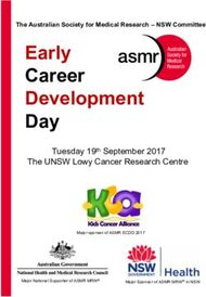 Early Career Development Day