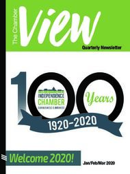 Years - Welcome 2020! - Independence Chamber of Commerce
