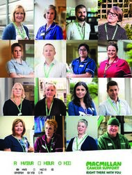 Voices from the frontline: Challenges facing cancer clinical nurse specialists right now