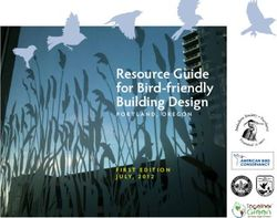 Resource Guide for Bird-friendly Building Design