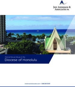 Diocese of Honolulu - Clerical Sexual Abuse in