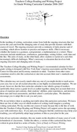 teacher college reading writing project We have continued to expand and deepen our work with the teachers college reading & writing project at columbia universitythe project provides our teachers with a powerful framework for the teaching of reading and writing at all grade levels.