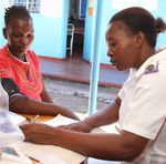 RESULTS-BASED FINANCING - Strengthening the Health Delivery System in Zimbabwe
