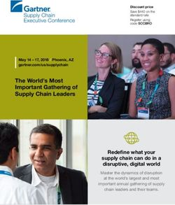 The World's Most Important Gathering of Supply Chain Leaders
