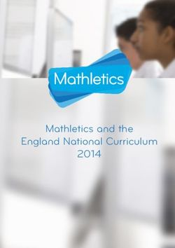 Mathletics and the England National Curriculum 2014