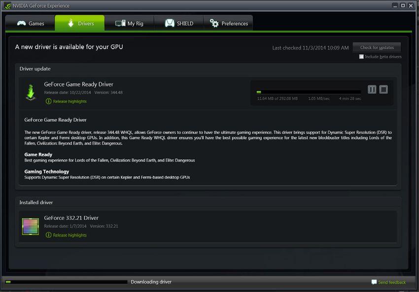 Nvidia GeForce GTX 980 Ti  User Guide