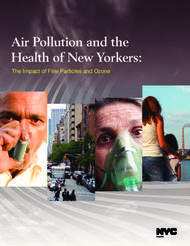 Air Pollution and the Health of New Yorkers