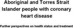 Aboriginal and Torres Strait Islander people with coronary heart disease