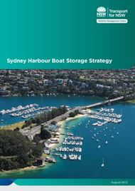 Sydney Harbour Boat Storage Strategy