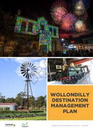 DRAFT WOLLONDILLY DESTINATION MANAGEMENT PLAN - Wollondilly Shire Council