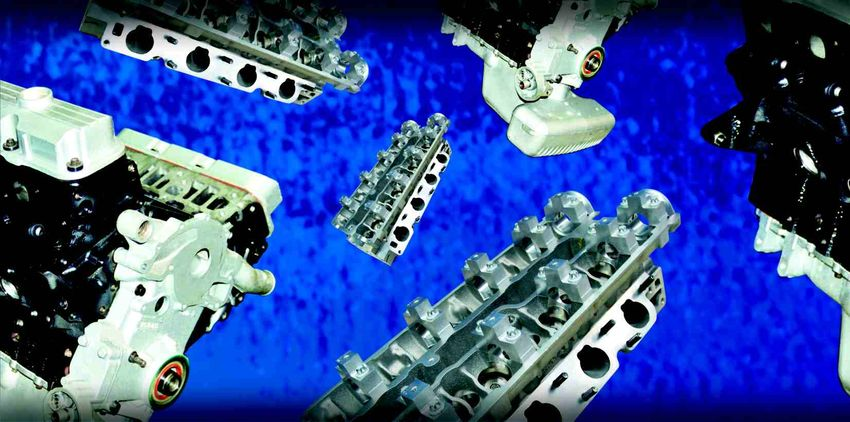 ACDelco - Remanufactured Engines & Cylinder Heads