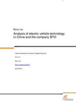 Analysis of electric vehicle technology in China and the company BYD