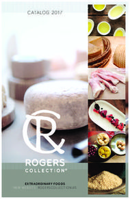 Rogers Collection Catalog 2017