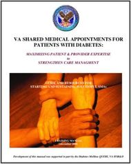 Va shared medical appointments for patients with diabetes