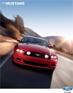 Ford Mustang 2013. Brochure.